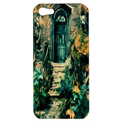 Porch Door Stairs House Apple Iphone 5 Hardshell Case