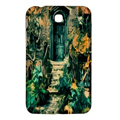 Porch Door Stairs House Samsung Galaxy Tab 3 (7 ) P3200 Hardshell Case