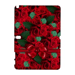 Floral Flower Pattern Art Roses Galaxy Note 1 by Sapixe