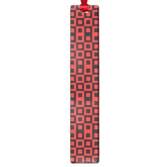 Abstract Background Red Black Large Book Marks