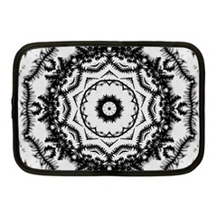 Abstract Pattern Fractal Netbook Case (medium)