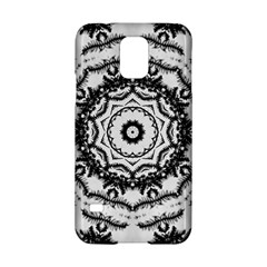 Abstract Pattern Fractal Samsung Galaxy S5 Hardshell Case