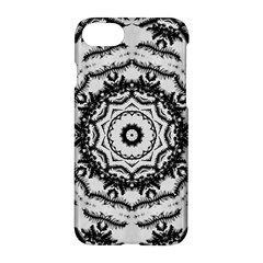 Abstract Pattern Fractal Apple Iphone 7 Hardshell Case