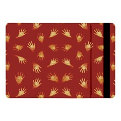 Primitive Art Hands Motif Pattern Apple Ipad Pro 10 5   Flip Case