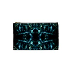 Abstract Fractal Magical Cosmetic Bag (small)