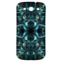 Abstract Fractal Magical Samsung Galaxy S3 S Iii Classic Hardshell Back Case