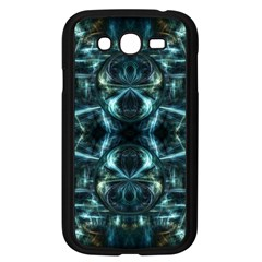 Abstract Fractal Magical Samsung Galaxy Grand Duos I9082 Case (black)