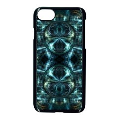 Abstract Fractal Magical Apple Iphone 7 Seamless Case (black)
