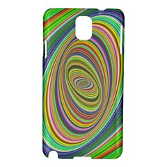 Ellipse Background Elliptical Samsung Galaxy Note 3 N9005 Hardshell Case