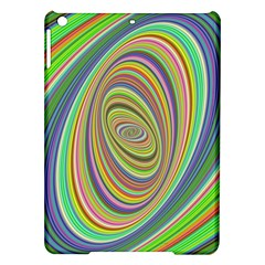 Ellipse Background Elliptical Ipad Air Hardshell Cases