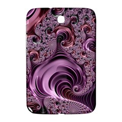 Purple Abstract Art Fractal Samsung Galaxy Note 8 0 N5100 Hardshell Case