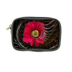 Fantasy Flower Fractal Blossom Coin Purse by Sapixe