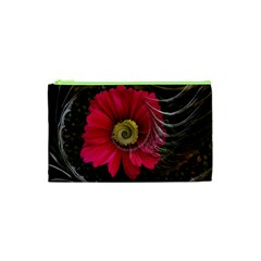 Fantasy Flower Fractal Blossom Cosmetic Bag (xs) by Sapixe