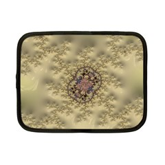 Fractal Art Colorful Pattern Netbook Case (small)  by Sapixe