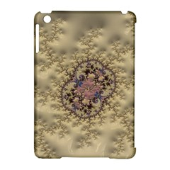 Fractal Art Colorful Pattern Apple Ipad Mini Hardshell Case (compatible With Smart Cover)