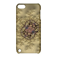 Fractal Art Colorful Pattern Apple Ipod Touch 5 Hardshell Case With Stand