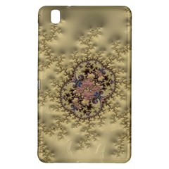 Fractal Art Colorful Pattern Samsung Galaxy Tab Pro 8 4 Hardshell Case