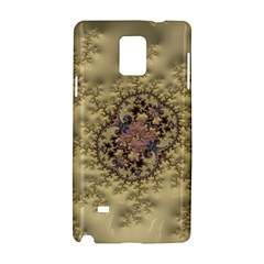 Fractal Art Colorful Pattern Samsung Galaxy Note 4 Hardshell Case