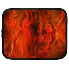 Fractal Abstract Background Physics Netbook Case (large)