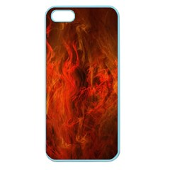 Fractal Abstract Background Physics Apple Seamless Iphone 5 Case (color)