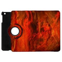 Fractal Abstract Background Physics Apple Ipad Mini Flip 360 Case