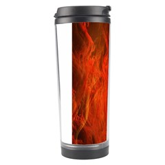 Fractal Abstract Background Physics Travel Tumbler by Sapixe