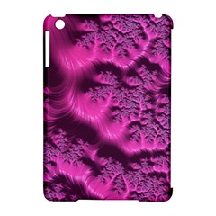 Fractal Artwork Pink Purple Elegant Apple Ipad Mini Hardshell Case (compatible With Smart Cover) by Sapixe