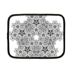 Fractal Background Foreground Netbook Case (small)