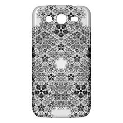 Fractal Background Foreground Samsung Galaxy Mega 5 8 I9152 Hardshell Case
