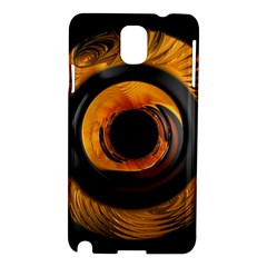 Fractal Mathematics Abstract Samsung Galaxy Note 3 N9005 Hardshell Case