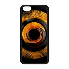 Fractal Mathematics Abstract Apple Iphone 5c Seamless Case (black)