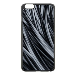 Fractal Mathematics Abstract Apple Iphone 6 Plus/6s Plus Black Enamel Case