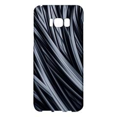 Fractal Mathematics Abstract Samsung Galaxy S8 Plus Hardshell Case