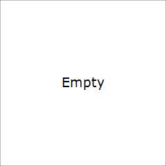 Shuriken Tech Dark Square Magnet