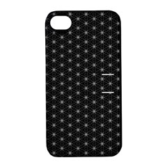 Shuriken Tech Dark Apple Iphone 4/4s Hardshell Case With Stand