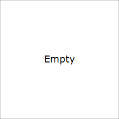 Red And Blue Barrel Style Metal Watch