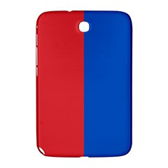 Red And Blue Samsung Galaxy Note 8 0 N5100 Hardshell Case