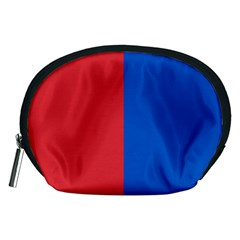 Red And Blue Accessory Pouches (medium)
