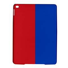Red And Blue Ipad Air 2 Hardshell Cases