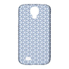 Abstract Ornament Tiles Samsung Galaxy S4 Classic Hardshell Case (pc+silicone)