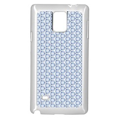 Abstract Ornament Tiles Samsung Galaxy Note 4 Case (white)