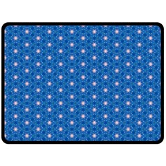 Star Light Double Sided Fleece Blanket (large)