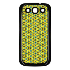 Mechanical Pattern Samsung Galaxy S3 Back Case (black)