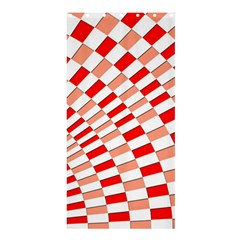 Graphics Pattern Design Abstract Shower Curtain 36  X 72  (stall)