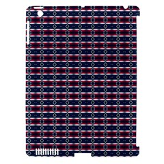 Elegant Dark Stripes Apple Ipad 3/4 Hardshell Case (compatible With Smart Cover)
