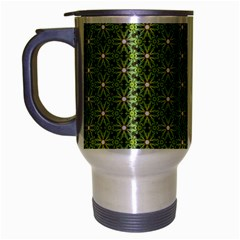 Greenville Pattern Travel Mug (silver Gray)