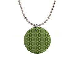 Greenville Pattern Button Necklaces
