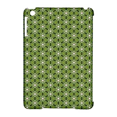 Greenville Pattern Apple Ipad Mini Hardshell Case (compatible With Smart Cover) by jumpercat