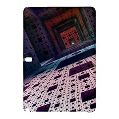 Industry Fractals Geometry Graphic Samsung Galaxy Tab Pro 10 1 Hardshell Case