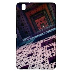 Industry Fractals Geometry Graphic Samsung Galaxy Tab Pro 8 4 Hardshell Case